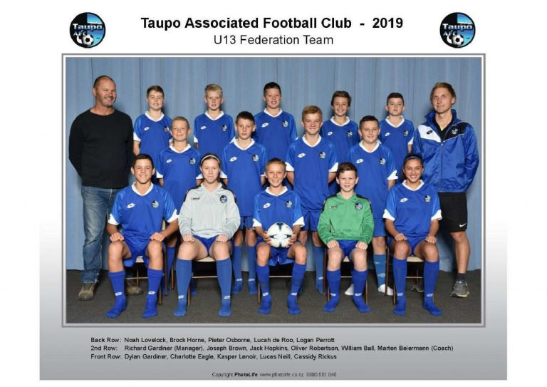 Federation Football – Grade 13 – Muster Days Tuesday 9th Feb & Thursday 11 Feb