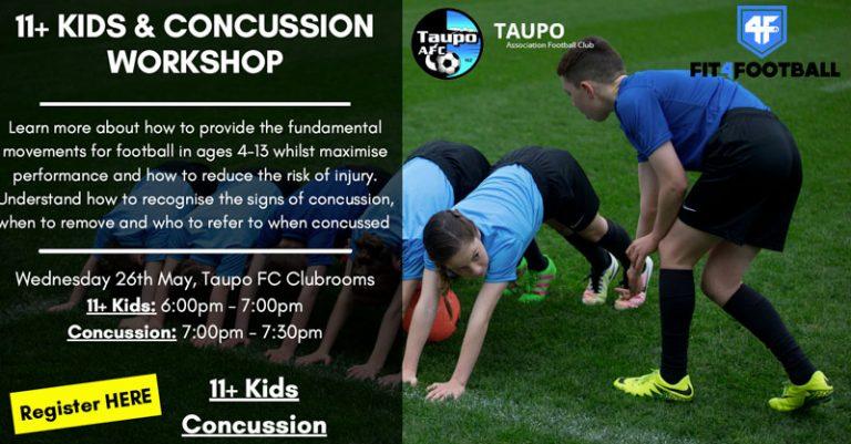 Junior Coaching Courses in Taupo