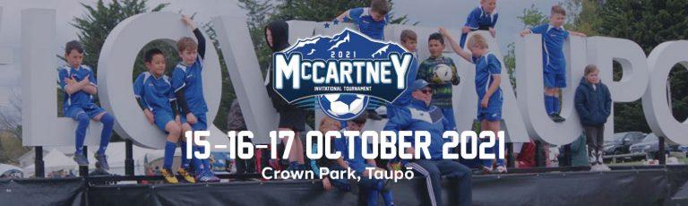McCartney Tournament Update
