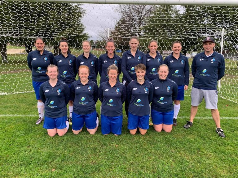 Taupo Women win Women's Bay Division One